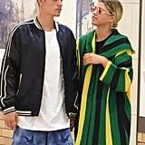 Justin Bieber and Sofia Richie Instagram
