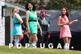 The Powerpuff Girls Are Ready to Save the Day in the First Look at the Live-Action Reboot