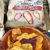 Proper Crisps Kumara Chipotle & Garlic ($4)
