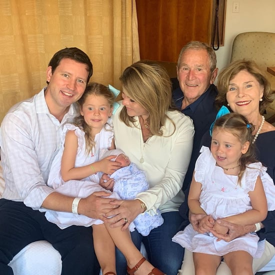 Cute Pictures of Jenna Bush Hager's Son, Henry
