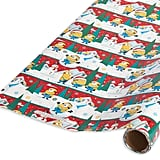 Minions Christmas Wrapping Paper Roll