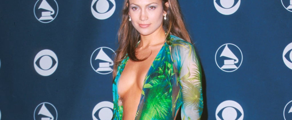 One Retailer Is Bringing Back THAT J Lo Dress