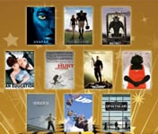 Announcing the Winner of Our Oscar Ballot Giveaway!