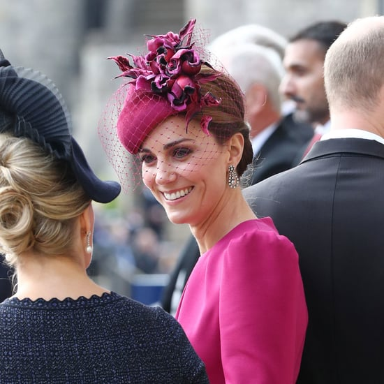 Kate Middleton Mom Moments at Princess Eugenie's Wedding