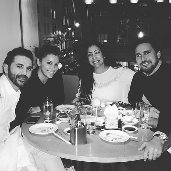 Eva Longoria and Jose Antonio Baston at Nobu