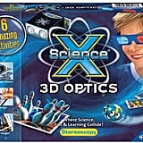 Science X 3D Optics