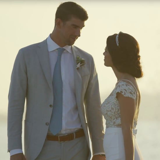 Michael Phelps and Nicole Johnson's Wedding Video