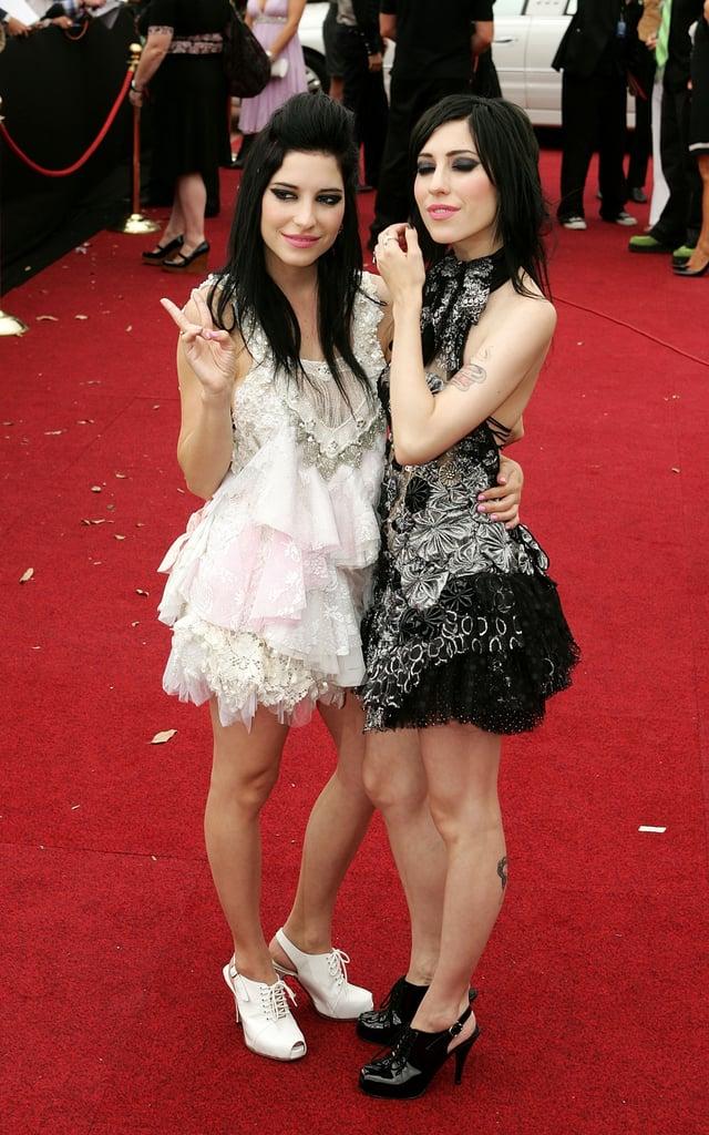 2007: The Veronicas