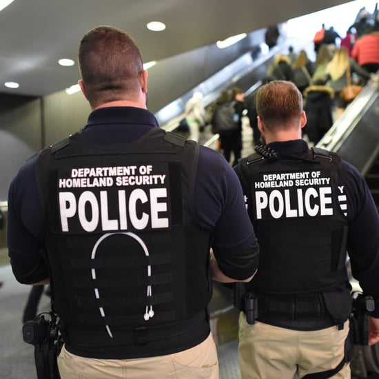 Homeland Security Immigrant Children Crime Database