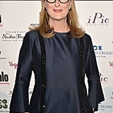 """Meryl Streep joined The Senator's Wife, an anti-NRA film, described by producer Harvey Weinstein as """"the new Mr. Smith Goes to Washington."""""""