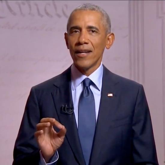 Barack Obama's Speech at 2020 Democratic National Convention
