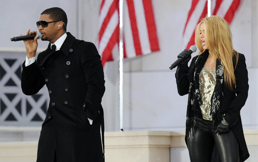 Barack Obama Concert at Lincoln Memorial