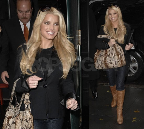 Jessica Simpson's NYC Manhunt