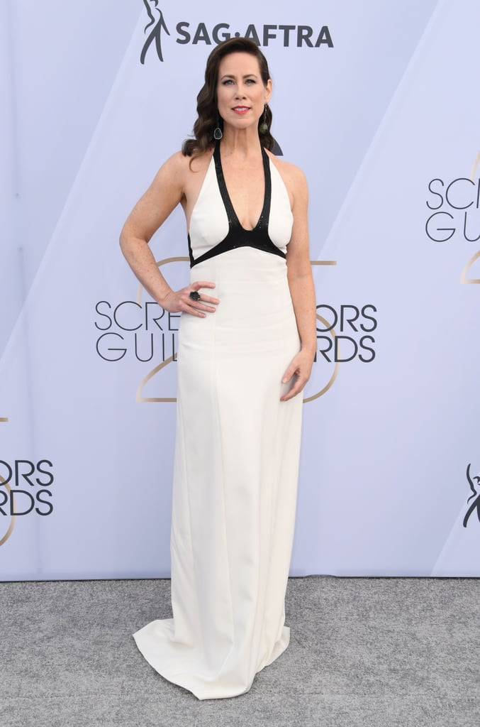 Miriam Shor at the 2019 SAG Awards