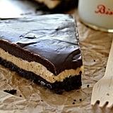 No-Bake Chocolate Peanut Butter Tart
