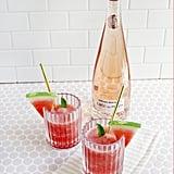 Watermelon Mint Frosé