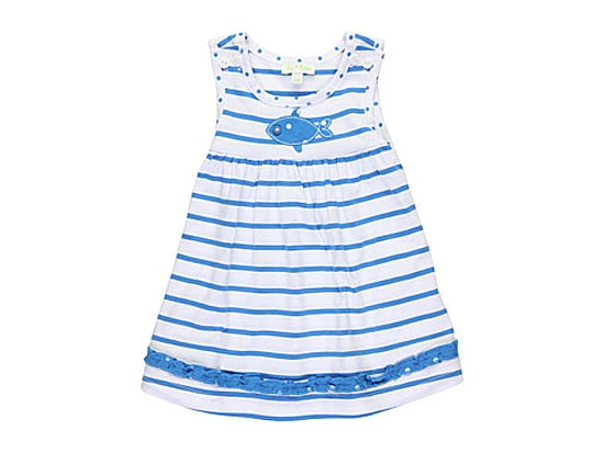 Le Top Tiny Bubbles Nautical Stripe Dress (originally $36, now $33)