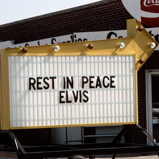 Elvis Presley Funeral Pictures