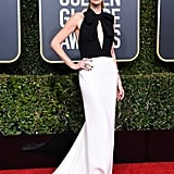 Charlize Theron at the 2019 Golden Globes