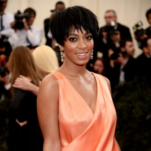 Solange Beauty Met Gala