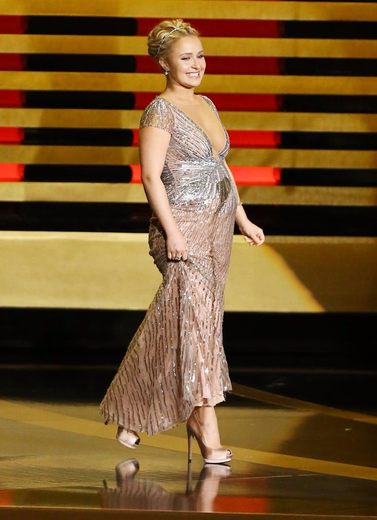 Hayden Panettiere Pictures Of Pregnant Celebrities In High Heels