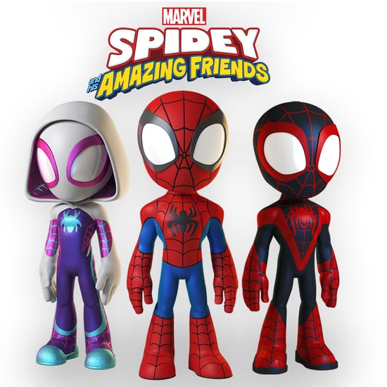 Marvel's Spidey and His Amazing Friends Disney Junior Show