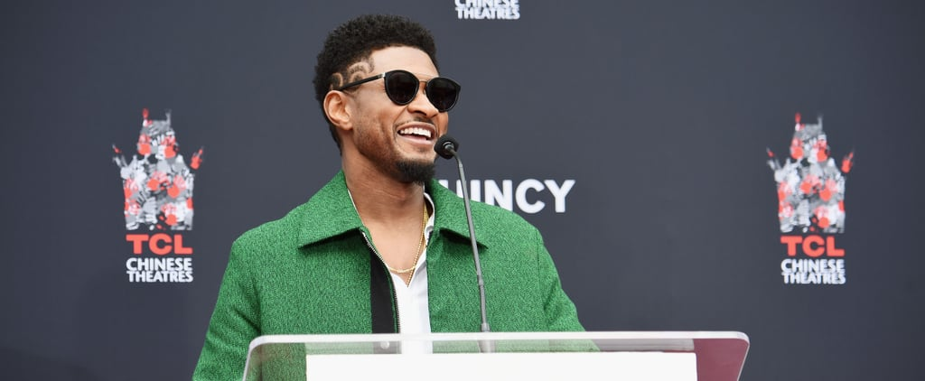 Usher Pompadour 2019