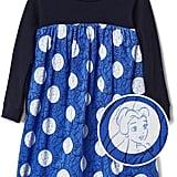Gap babyGap Disney Baby Belle Knit-Sleeve Dress ($18, originally $30)