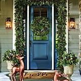 Blue Cedar Cordless Greenery