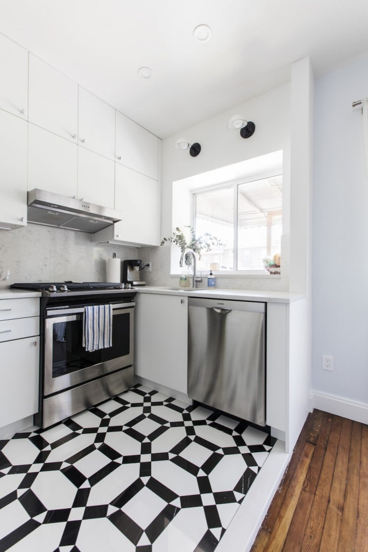 2019 Home Trend: Minimalistic Kitchen Hardware | Out With ...