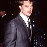 Brad showed off some scruff at the Meet Joe Black Beverly Hills premiere in November 1998.