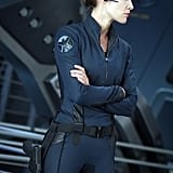 Agent Maria Hill From Avengers: Infinity War