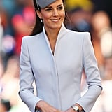 """The Duchess of Cambridge was the oldest British royal bride ever at just 29 years old.  She's rumored to call Prince William """"Big Willie,"""" and he reportedly likes to call her """"babykins."""" There have been a lot of sporty Kate Middleton moments since she married Prince William, but her athletic side is nothing new. She set high-school records for high jump and long jump. Supposedly, Kate Middleton's favorite drink is called a """"crack baby,"""" so that's what Kathie Lee Gifford drank on TV during the royal wedding in 2011."""