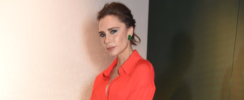 Victoria Beckham's Red Dress Is All the Christmas Outfit Inspiration You'll Ever Need