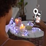 Perfect Selfie Ring Light + Lens