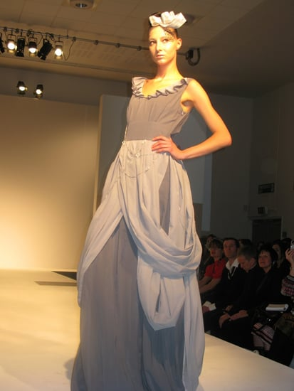 London Fashion Week: Hemyca Spring 2009