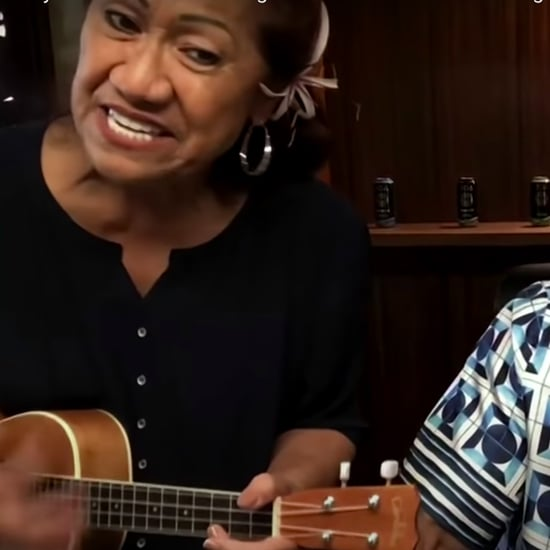 Watch Dwayne Johnson Sing With His Mom on The Tonight Show