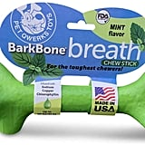 Pet Qwerks Barkbone Breath Dental Chew Stick