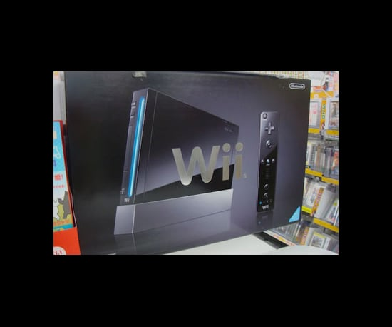 Nintendo Releasing Black Wii May 9