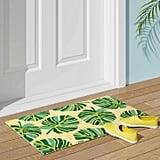 Palm Leaf Tufted Doormat