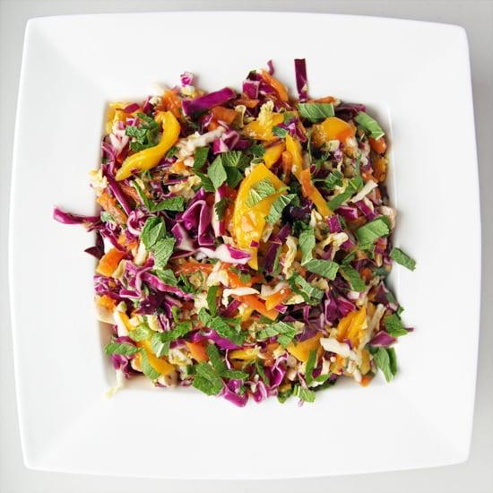 Spicy Cabbage, Mango, and Papaya Slaw | Salad Recipes That ...
