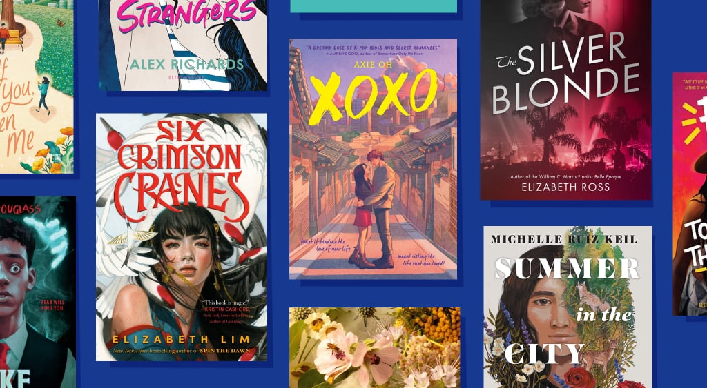 Best New YA Books Releasing in July 2021