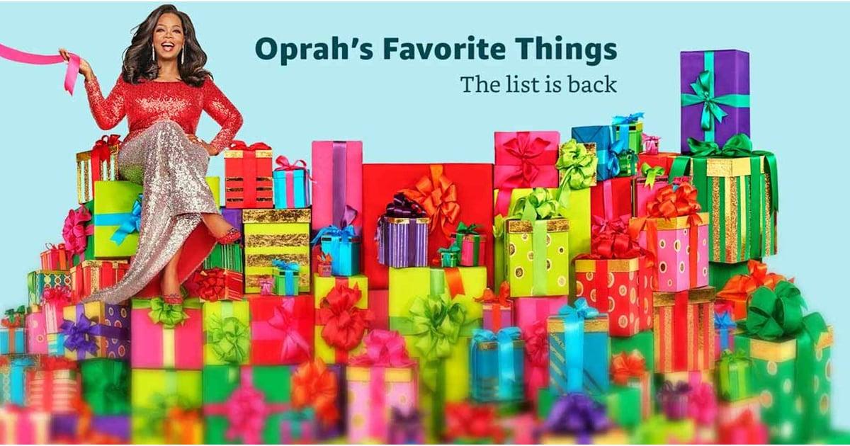oprah 39 s favorite things list 2018 popsugar family. Black Bedroom Furniture Sets. Home Design Ideas