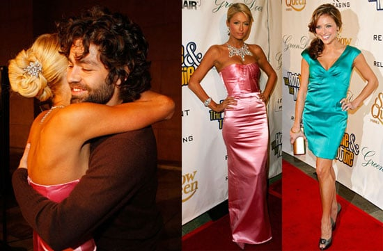 The LA Premiere of The Hottie and the Nottie With Paris Hilton and Adrain Grenier