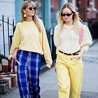 Pant Outfit Ideas That Aren't Jeans