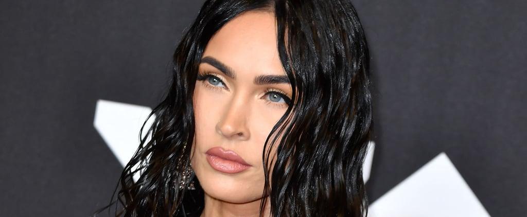 Megan Fox's Makeup Secret Is Tinting Her Eyebrows