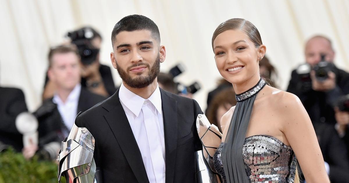 """Zayn Malik Gushed Over Gigi Hadid's Parenting Skills: """"She's a Wicked Mom"""".jpg"""