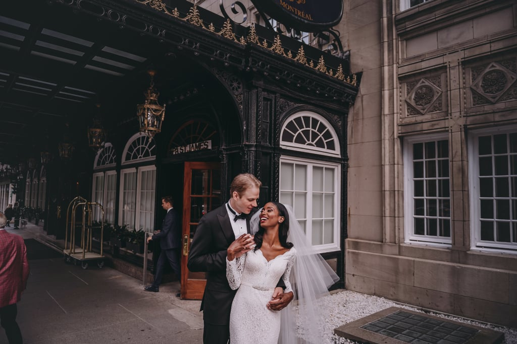Ritz Carlton Montreal Wedding