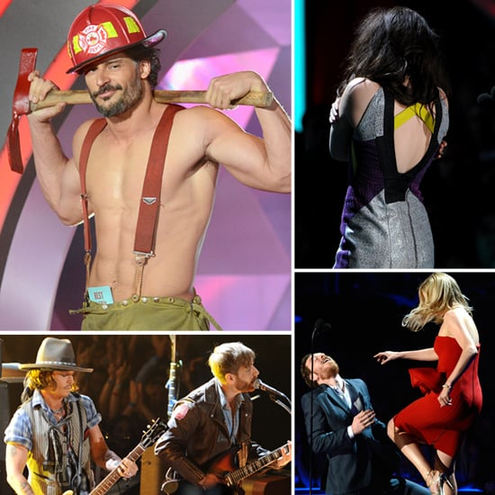 MTV Movie Awards 2012 Best Moments