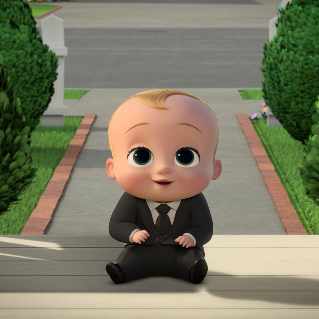 Netflix S Boss Baby Season 2 Trailer Popsugar Family